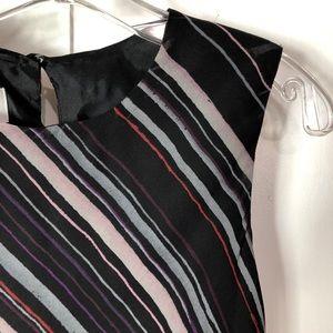 Jones New York Dress 100% Silk Lined.  Size 8.